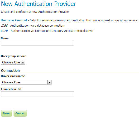 Authentication — GeoServer 2 7 x User Manual